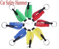 Wholesale Car Safety Hammer Mini Hammer Window Break Safety Lifesaving Hammer in A Gift For Life