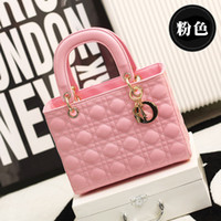 Wholesale Strap colors PU leather Elegant Girls handbags Single Shoulder Mini Bag for Kids Handbag Children Bags Kid Handbags