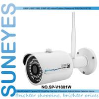 Wholesale Suneyes Wifi Wireless - SunEyes SP-V1801W 1080P Full HD Mini IP Camera Outdoor Wireless Wifi ONVIF P2P and IR Night Vision