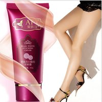 Wholesale White skin should be invisible stockings whitening cream concealer chicken skin pores invisible legs cream