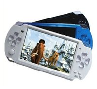 """Cheap Wholesale - 4.3"""" LCD PMP Portable Game Console With 8GB Built-in 2500 Games Mp4 Mp5 Player Camera Free shipping"""