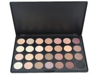 Cheap Professional Make Up Shimmer & Matte 28 color Eye shadow Palette 28 Colors Nude Eyeshadow Makeup Kit Free DHL Shipping