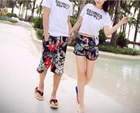 Wholesale 2 Fashion lovers beach shorts boardshort shorts quick drying surf board shorts unisex beach shorts l xl xxl