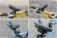 audio source speakers - 342A Wireless Bluetooth Speaker Bike Bicycle Cycling Interphone Radio TF AUX LCD Display Power Bank portable Source Blow Front Light Lamp