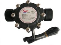 air conditioning unit - DN25 G1 Hall Sensor Switch Flow Meter L min For Water Control Unit Hall flow meter For Air conditioning swimming pool