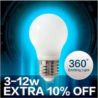 Wholesale 1pcs Led E27 V W W W W W W W W W SMD Led Bulb E27 Degree White Warm White Energy Saving Led Light Brand