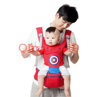 baby activity lion - 100PCS LJJH1005 Lion Jump The Avengers baby carrier Newborn Baby Sling Portable kid carriage wrap sling activity gear
