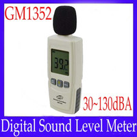 Wholesale Digital noise meter GM1352 dBA dBA