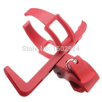 Wholesale Red Motorcycle Bicycle Beverage Cup Water Bottle Drink Holder Easy Mounting order lt no track