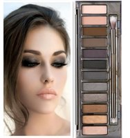 best natural brands - Hot sales Factory Price Nude colors eyeshaodw smoky Eyeshadow Palette Brand New Best quality
