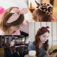 Headbands best headbands style - 2014 Korean Rabbit Style Headbands Best Selling Many Colors Hair Accessories Same to Cheon Song Yi in My Love From The Star Floral Headdress