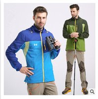 Wholesale casaco masculino UV protection Men Ultra light Outdoor Sport Waterproof Jacket Quick dry Outwear hiking jogger cycling jerseys jackets