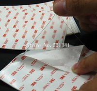 acrylic sheet adhesive - sheets M VHB Double sided Double Side Tape Clear Transparent Acrylic Foam Adhesive Sheets mmx100mmx1mm Very High Bond