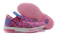 arctic lights - COOL New arrive KD6 Basketball shoes KD Supreme Honors Aunt Pearl with the Floral Light Arctic Pink running shoes