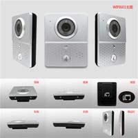 Wholesale WIFI601 New Arrival remote monitor smart door bell Wireless wifi door phone