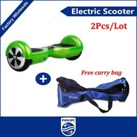 Wholesale DHL Electric Vehicle Two Wheel Smart Balance Wheel Monocycle Wheelbarrow Sports