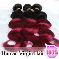 100 natural human hair - 6A Red Brazilian Human Hair Extensions b Natural Color with j red human hair g ombre hair