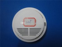 Wholesale Wireless Alarm Smoke Detector Sensor Support connecting to GSM alarm system Independent Smoke Sensor