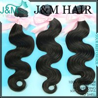 Wholesale Brazilian Peruvian Malaysian Indian Virgin Human Hair Weft hair extensions Full Head Dyeable Unprocessed Hair body wave Natural Color