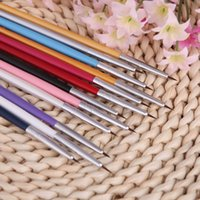 Wholesale Hot Sale Colorful Nail Art Design Painting Tool Pen Polish Brush Set Kit DIY Professional nail tools Nail Brushes