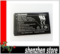 Wholesale New HBU83S Battery For Huawei M318 U120 U121 U2800 VODAFONE Cell phone Batterie Batterij Bateria