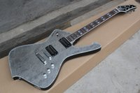 Wholesale belief14 HOT Top Quality mirror type High Quality PAUL STANLEY signature Iceman Custom IC300 Electric Guitar
