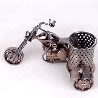 Wholesale Motorcycle desk gift decoration pen home accessories american decoration Home decorations Gifts crafts