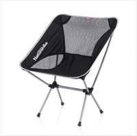 Cheap New Outdoor Foldable Beach Chair Portable Aluminium Alloy Chair Fishing Chair NH15Y012-L