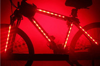 bicycle emergency light led - 1pcs Bike Bicycle Lights Bicycle Parts Mountain Bike Accessories LED Emergency Light Spokes Decoration Lamp Safety Lamp Bicycle Light