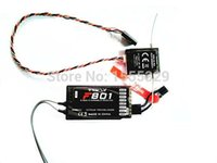 airplanes and helicopters - 2 GHz CH F801 Receiver Digital Spread Modulation AND X Receiver Support PPM QUADCOPTER DX8JR DX7 for rc helicopter airplane