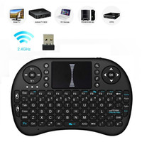 Wholesale Hot Sale Fly air Mouse For Google Tv Box MINI PC Touch Flying Squirrel A21 G Wireless Wifi RII I8 keyboard