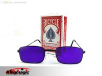 bicycle marked cards - Bicycle Marked Cards on Back RED and Reader Sunglasses