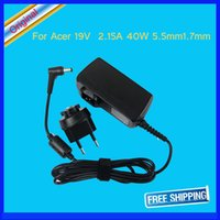 acer aspire one laptop charger - 19V A W AC Adapter For ACER Aspire one D255 D260 D257 D271 D257 Laptop Charger Power supply mm mm