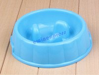 Wholesale New arrival hot sale good quality Go Slow Anti Gulping Dog Bowl Preventing Indigestion Vomiting Bloating