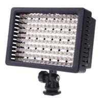 HD-126 LED lampe vidéo lampe caméra éclairage pour Canon Nikon DSLR photographique éclairage Cheap Photographic Lighting