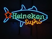 best foods light - Super Bright FS Neon Sign Sushi Fish Food Logo Handcrafted Neon Light Sign Beerbar Sign Neon Beer Sign x15 The Best Offer