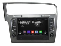 volkswagen car pc - HD quot Pure Android Car DVD Player for VW Volkswagen Golf With GPS G WIFI PC Bluetooth IPOD TV Stereo Radio AUX IN