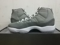 Wholesale basketball shoes retro s cool grey men athletic shoes retail