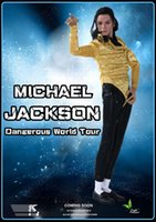 big michael jackson - Toys Power CT007 Dangerous World Tour Michael Jackson Scale Collectible In Stock