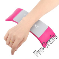 Wholesale Nail Arm Rest Manicure Accessories Tool Equipment Salon Hand Holder Comfortable Plastic Silicone Nail art Cushion Pillow