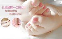 Wholesale pair Foot Mask Baby Feet Peeling amp Tendering Dead Skin Exfoliating Foot Mask