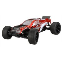 Wholesale 1 th Scale Model YiKong Inspira E10XT WD Electric Brushed Truck Car remote control car carrinho de controle remoto order lt no track
