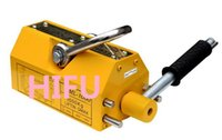 Wholesale 0 T kg capacity energy saving permanent magnetic lifter steel lifting tool lifting equipment