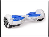 Wholesale New Arrival two wheel wheel smart standing self balancing electric drift board scooter with bluetooth speaker music play