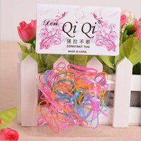 Wholesale OMG Unbelievable Only Children Candy colors Hair Rubber Bands Children Hair Jewelry Frozen Children Hair Accessories DHL Free