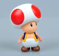 mario figures - Cute Toys New Super Mario Bros quot Mushroom Boy Action Figure Toy
