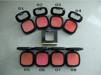 Cheap 2014 new hot Pink Rouge Cream Bubble Blush Make up Blusher for Face 8 color(1pcs lot)