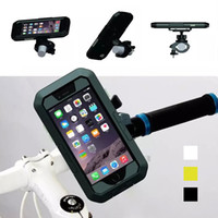 Plastic bicycle cover fits - For iPhone i6 Plus Samsung S6 Waterproof Bike Mount Bicycle Armband Hard Case Cover Sport Underwater for iPhone6 Plus Galaxy G9200