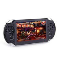 Wholesale 5 inch GPD G58 Gamepad Joystick Quad Core Android Tablet PC Game Console Handheld G RAM G ROM Android