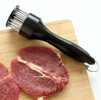 beef holes - new updated meat grinders meat tenderizer pounders hammer help chef chief cook beef steak tool make meat soft dig stab hole
